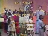 A2 Ecole des fans fin Karen Cheryl et Jacques Martin 1985