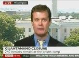 Gene Healy discusses the Gitmo detainees on BBC News 24