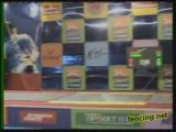 Fencing Foil - Guyart vs. Cassara 2003 St Pete Grand Prix