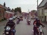 balade en moto,rassemblement motars,rassements moto vermand