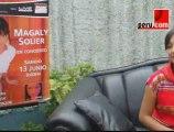 Peru.com: Magaly Solier en conferencia de prensa