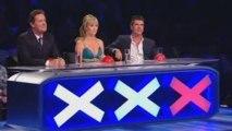 Kay Oresanya - Semi Final 3 - Britains Got Talent 2009