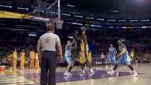 Chris 'The Birdman' Andersen Block Lamar Odom Game 5 against