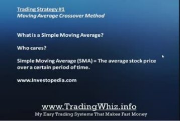 Course – Day Trading Strategies (video 4)