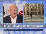 """Raoul Jennar dans """"la voix est libre"""" 09 mai 2009"""