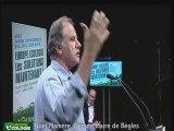 Introduction Meeting Lyon par Noel Mamere - 27 mai 2009