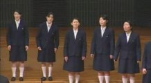 「BARCO QUIETO(静かな船)」 宮城県第三女子高等学校