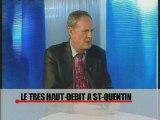 Face à l'Info Haut-débit à St Quentin-en-Yvelines