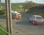 Rallye suisse normande 2009 video 106 estaca