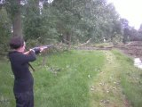 Mon bapteme de fusil le 28 mai 2009 007