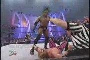HHH, Y2J, Ric Flair vs Booker T, Kevin Nash, HBK Part 1