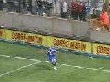 L2 / 2008-09 - Bastia 2-1 Troyes : Le résumé