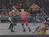 Jeff Jarrett & Scott Steiner VS Sting & Buff Bagwell (WCW)