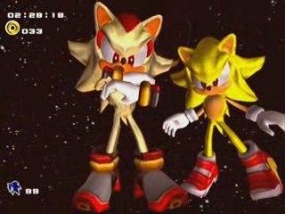 Sonic Adventure 2 Battle : Super Sonic
