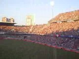 Montpellier HSC - RCS : Ambiance avant l'entrée des joueurs