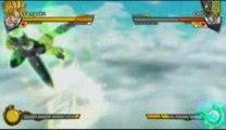 dbz burst limit mode story-goku ssj vs cell parfait