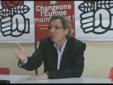 Rencontre entre Gilles Pargneaux et des blogueurs