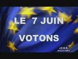 Européennes à Noisy-le-Sec : Front de Gauche (PCF) (01)