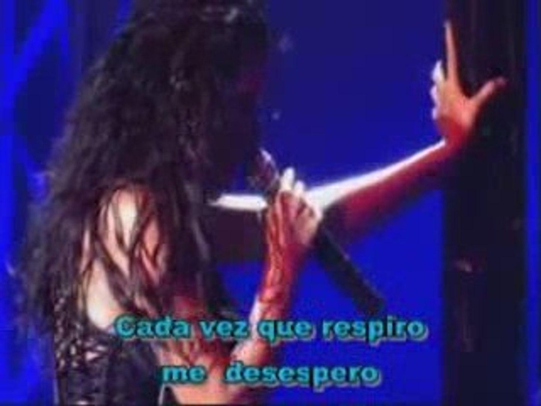 Walk away - christina Aguilera - Subtitulado
