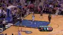 Dwight Howard throws down the Hedo Turkoglu miss with dunk