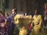 FERIA NIMES 09 : Filles SEXY danse & Pégoulade