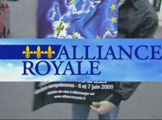 Clip AR europeennes 2009