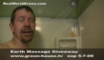 Be Green and Be Clean in the Shower
