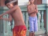 4 Cuba Baracoa Enfants rue Base Ball 1