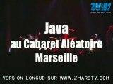 Java à Marseille au Cabaret Aléatoire