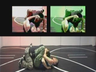 Jiu Jitsu:Fight from Below - The Cradle