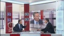 Nicolas Dupont-Aignan Invité de Télématin sur France2