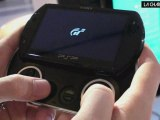 """E3 : La nouvelle console PSP """"Go"""" de Sony"""