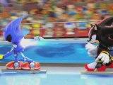 Mario & Sonic aux Jeux Olympiques d'Hiver 2010 E3 trailer HD
