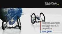 Robonica Roboni-i Programmable R/C Robot by RobotShop.com