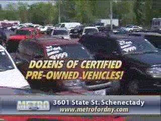 MetroFord: Automotive Marketing and Automotive Advertising