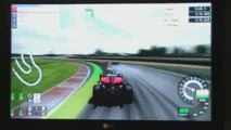 CGC F1 PS3 ONLINE - F1 - T3 - Bbpau Magny-Cours trompo