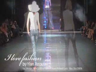 I love Fashion by Ylan Anoufa with exclusive interview