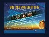 Vincennes : Une toile sous les étoiles 2009