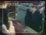 Jacques Mesrine - antenne 2 - JT 20h - 2 Novembre 1979