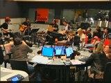 """""""UNION WAR"""" Indochine, invités du Mouv' le 26 Mai 2009 pour une session acoustique"""