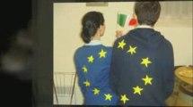 Européennes : Campagne des Jeunes Populaires de Gironde
