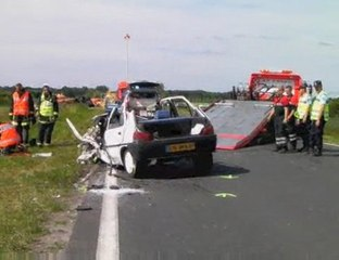Accident Chaumes
