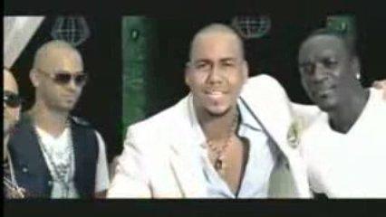 Aventura Feat. Wisin Y Yandel & Akon - All Up 2 You [New]