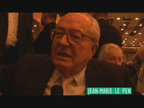 travail dimanche : Jean Marie Le Pen