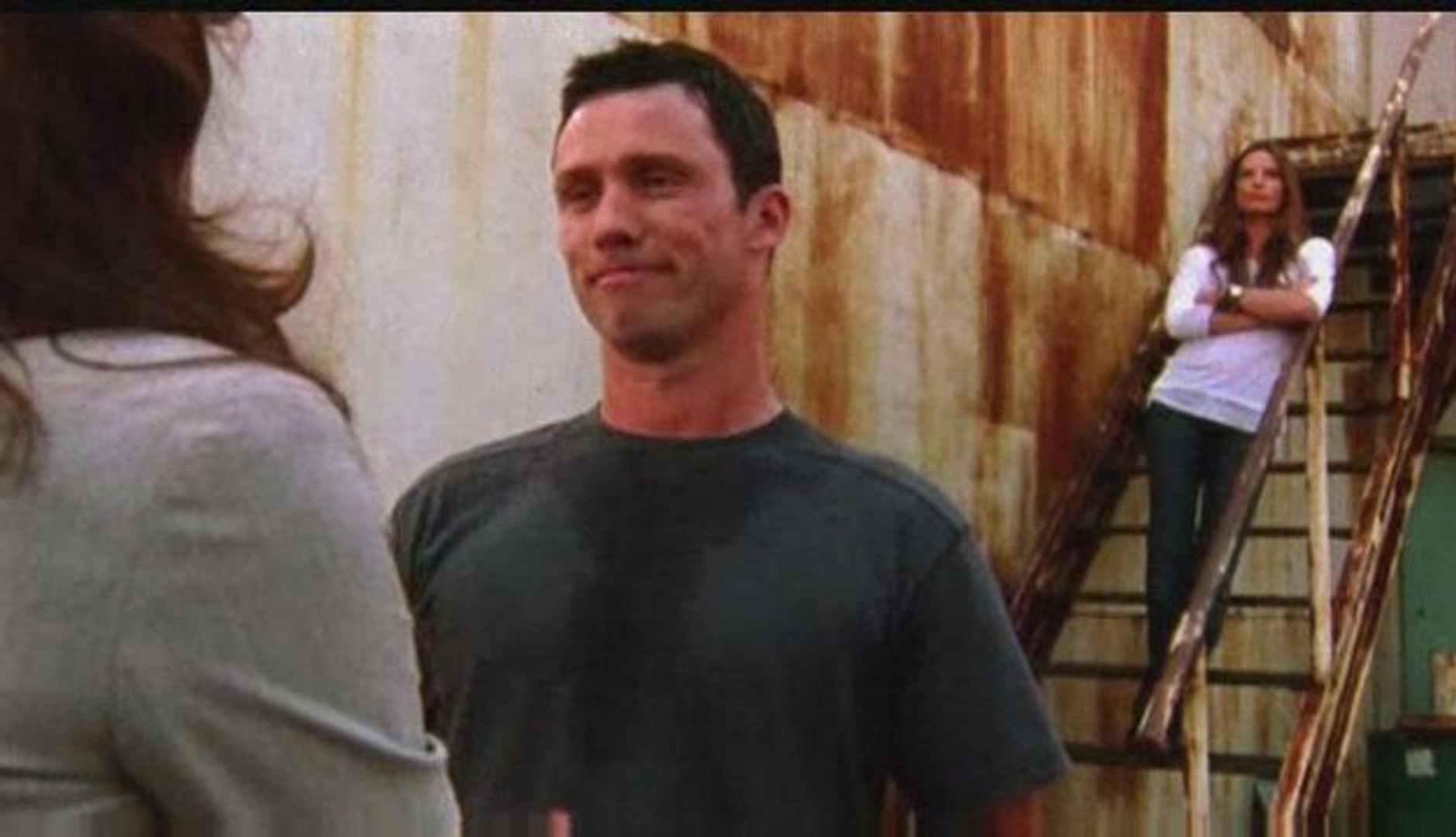 Scene from Burn Notice - on USA Network – Question and ...