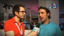GAMEBLOG TV ITV Nicolas Doucet  EyePet E3 2009