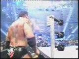 Jonh cena & shawn michaels vs batista & the undertaker