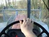 un tour en tracteur?