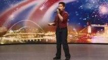 Shaheen Jafargholi - Episode 2  - Britains Got Talent 2009!