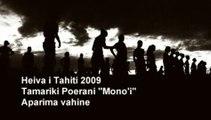 PREPARATIFS SPECTACLE MONO'I - APARIMA VAHINE
